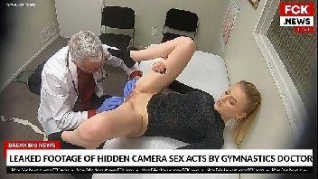 Fake hospital medico safado comendo paciente em seu consultório