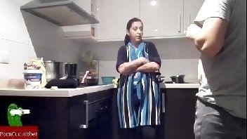 Xvideos sogra safada metendo na cozinha com o seu genro