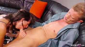Xvideo sogra safada mamando e fodendo