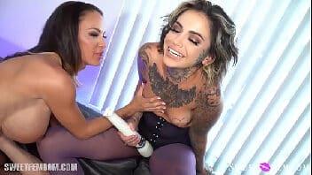 Film porno trio fazendo um sexo gostoso