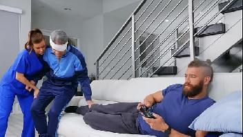 Xxx carioca macho tarado metendo na enfermeira gostosa